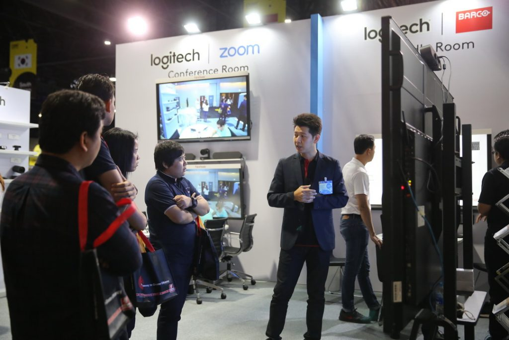 CEBIT 2018 Booth Engagement